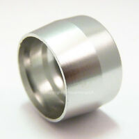 AN -8 AN8 Aluminium OLIVE FERRULE INSERT for PTFE Braided Hose Fitting
