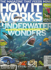 HOW IT WORKS, NO.38 THE MAGAZINE THAT FEEDS MINDS ( SCIENCE * TECHNOLOGY * SPACE