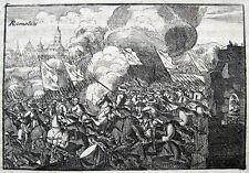 SCHLACHT VON RAMILLIES 1706 SPANISCHER ERBFOLGEKRIEG DUKE OF MARLBOROUGH