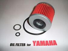 YAMAHA OIL FILTER O-RING KIT XT500 SR500 TT500 oil cleaner element