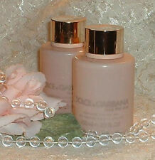 ~LOT~ THE ONE ROSE DOLCE GABBANA 3.3 oz/ 100ml EACH ~ Perfume d SHOWER GEL S