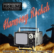 HARMONY ROCKETS - MERCURY REV 'Paralyzed Mind' CD, sealed new