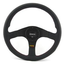 Momo Leder Sportlenkrad Tuner 32 320mm schwarz black steering wheel volante