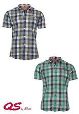 s.Oliver Herren-Freizeithemden & -Shirts aus Baumwolle