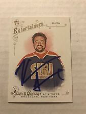 Kevin Smith Signed 2014 Topps Allen &Ginter Card