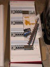 Armoire Tableau  electrique legrand 4 ranger 52 modules