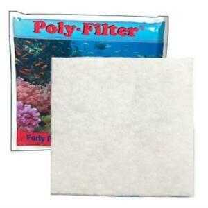 "BIO MARINE - POLY FILTER FLOSS PAD 12 X 12"" POLYFILTER"