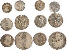 Italien-Vatikan Konvolut 6 Stück - Silber - s - vz