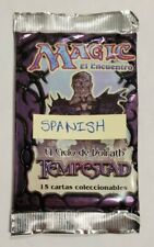 Magic the Gathering - FOREIGN LANGUAGE - Tempest Booster Pack - VINTAGE - RARE