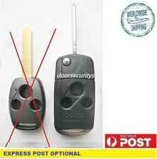 3 Buttons Flip Remote Key Case for HONDA ACCORD JAZZ CRV Odyssey S2000 CIVIC
