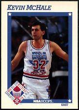 Kevin McHALE #255 - BOSTON CELTICS-Hoops 1991-2 Basket CARD (C496)