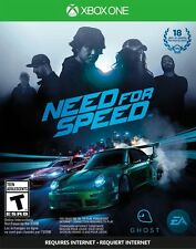XBOX ONE NEED FOR SPEED BRAND NEW - FREE 1ST CLASS SHIPPING & TRACKING