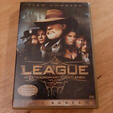 The League Of Extraordinary Gentlemen English/French Version DVD Full Screen