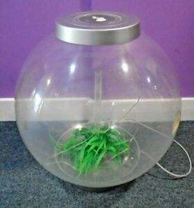 Large biOrb Sphere Cylinder Fish Tank Aquarium With Accessories