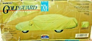 New GOLDGUARD Car Cover Waterproof Outdoor/indoor All Weather Protection M size
