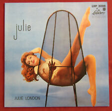 JULIE LONDON   LP FR REED.  JULIE