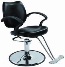 Haircut Hydraulic Barber Chair Styling Salon Beauty SPA Hair Cut Equipment Black