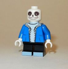 x1 **NEW** LEGO Custom Printed UNDERTALE SANS Video Game Minifigure