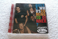 HOWARD & THE WHITE BOYS - Guess Who's Coming To Dinner - CD MIGHTY TIGER -Blues