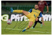 Foto Autografo Calcio Simone Pepe - Asta di Beneficenza Soccer Signed Sport