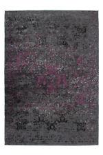 Tapis violette en polyester pour la salle de bain