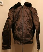 """Vintage """"Weirton Steel Corp"""" Thinsulate 3M Tufnyl by Blauer Jacket 42R New Nwt"""