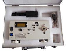 Torquemeter Hios HP-50 Digital Torque Meter Torsiometer Torsion Dynamometer