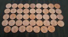 US Presidential Series Set 1 Gram Copper .999 fine lot of 43 limited number