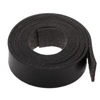 2 Meter x 15 mm DIY Crafts Streifen Lederband für DIY Leder Crafts Supplies
