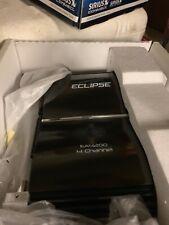 Eclipse AVN5435 6.5 inch Car DVD Player, Eclipse EA 4200 4 channel Amplifier, Xm