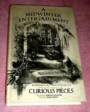 New listing A Midwinter Entertainment edited by Mark Beech. Egaeus Press. Oop. New!