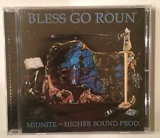 Midnite - Higher Bound 'Bless Go Roun' CD (2007) Roots Reggae Brand New Sealed
