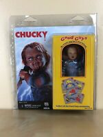 """NECA Horror Child's Play Chucky 8"""" Scale Clothed Action Figure"""