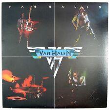 VAN HALEN Van Halen LP 1978 HARD ROCK VG++ NM-