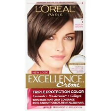 L'Oreal Excellence Creme 5 Medium Brown