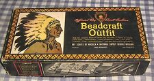 Boy Scouts of America Official Beadcraft Outfit,Walco Toy Co.,Indian Craft,Loom