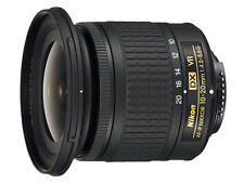 Brand New Unused Nikon AF-P DX NIKKOR 10-20mm F4.5-5.6 G VR Wide Angle Zoom Len