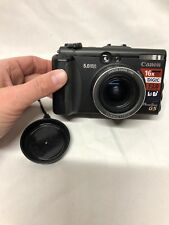 Canon PowerShot G5 5MP Digital Camera PC1049 Untested As Is No Charger