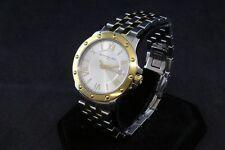 Raymond Weil Tango 5599 White Dial Two-Tone Steel Men's Watch