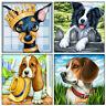 Full Drill Super Dog 5D Diamond Painting Embroidery DIY Cross Stitch Kit Art Pug