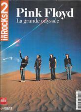 Les Inrocks 2 Pink Floyd La grande Odyssée magazine 2011