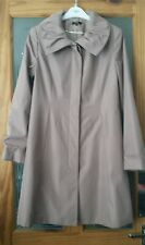 LINEA by House of Fraser . Ladies smart coat ,  raincoat , mac . size 10