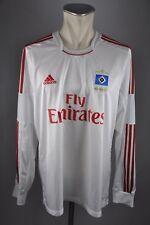 HSV 125 Jahre Trikot #24 Rajkovic Gr. XL 2012-13 Adidas LS Shirt Hamburg SV