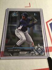 2017 Bowman Chrome Prospects #BCP228 JESUS SANCHEZ - Tampa Bay Rays
