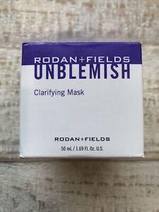 Rodan + Fields Unblemish Clarifying Mask 50mL/1.69oz. • Exp 12/2020 • Sealed