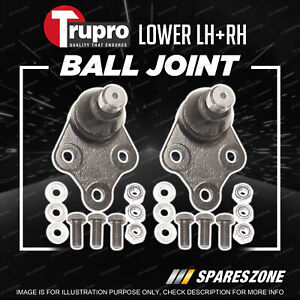 Pair Lower Ball Joints for Mercedes Benz Vito 639 Van 109CDI 122CDI 119EFI
