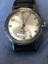 vintage watch Timex Marlin  1969 Retro With Strap In Working Condition
