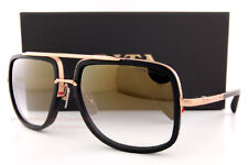 Brand New DITA Sunglasses MACH-ONE DRX-2030-L-BLK-RGD-59 Black/Rose Gold/Grey