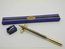 Dior Crayon A Sourcils Eyebrow Pencil 650 Blonde New In Box + Sharpener & Brush