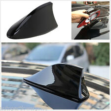 Universal Car Blank Radio Shark Fin Antenna Aerial Roof FM Signal Special Style